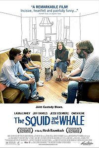 Noah Baumbach's The Squid and the Whale