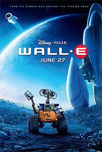 Andrew Stanton's Wall-E